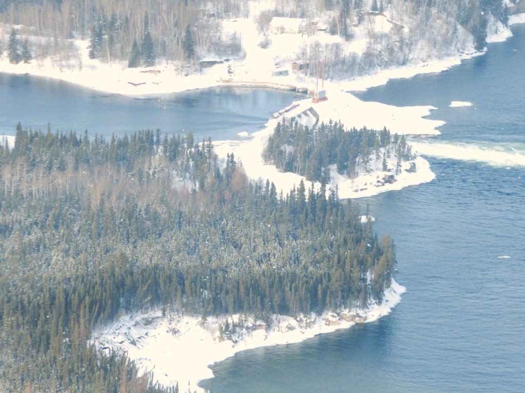 Whitesand Dam